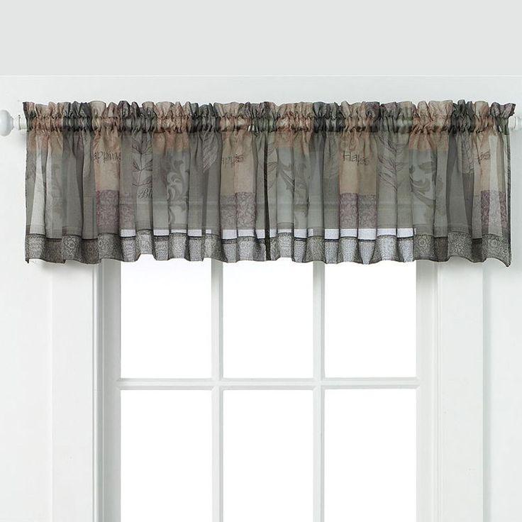 Best 25 Half Window Curtains Ideas On Pinterest: 25+ Best Ideas About Tier Curtains On Pinterest