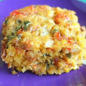Crawfish Cornbread. This cornbread is lovely beside a bowl of Red Beans and Rice or hearty enough to serve with a nice green salad for a meal.