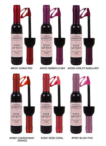 Chateau Labiotte Wine Lip Tint | What's New | spot.ph