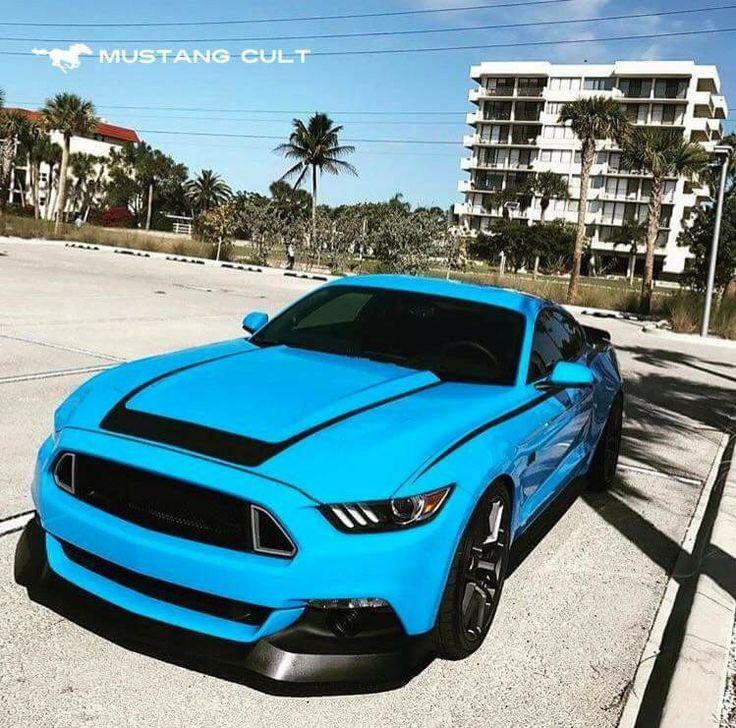 Mustang Roush!