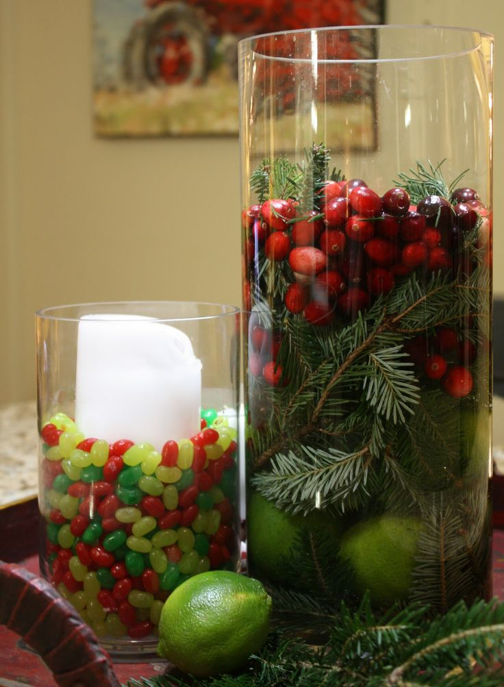 Decorating Ideas > Christmas Wedding Centerpieces  The Smaller Vases Are  ~ 174956_Christmas Vase Decoration Ideas