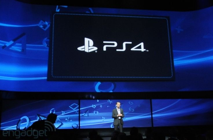 The new Play Station 4