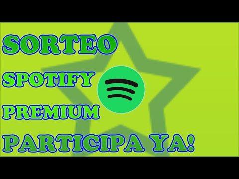 Primer Sorteo Cuenta Spotify - http://trucosparacrossyroad.com/primer-sorteo-cuenta-spotify/