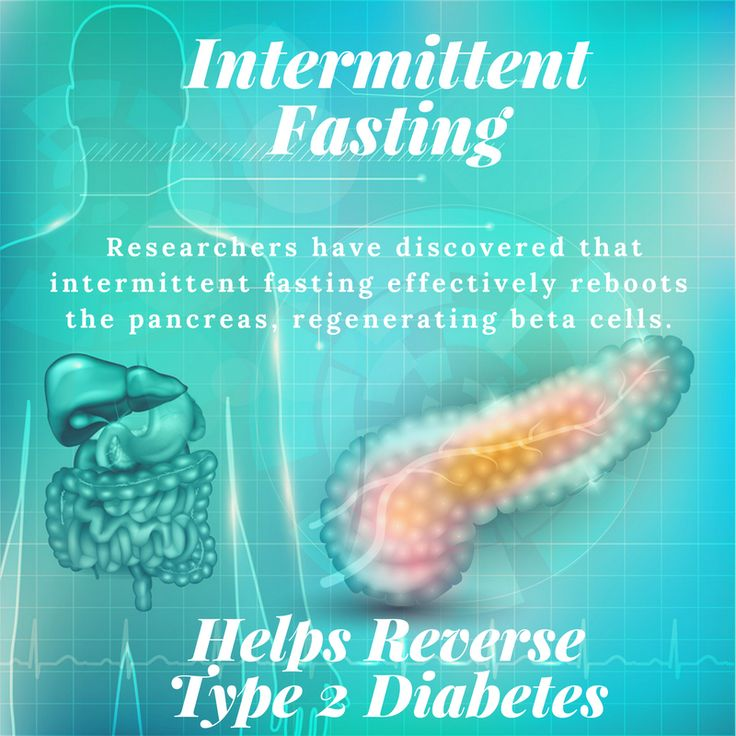 Regrow and regenerate pancreas cells with intermittent fasting! Diabetes can be ...