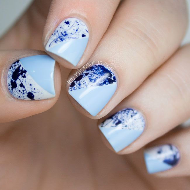 Fashion Inspired: Collaboration with Nail That Accent