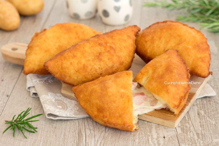 panzerotti di patate fritti 1