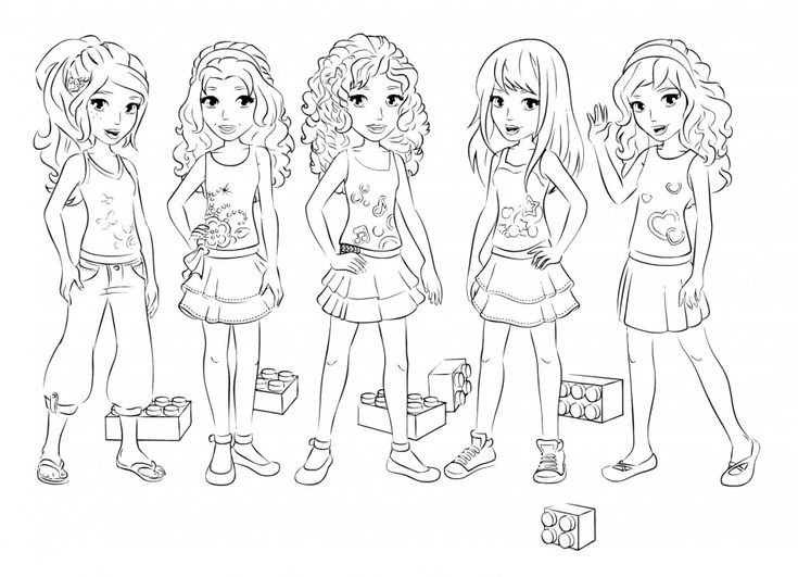 Lego Friends Coloring Pages Coloring Pages Dazzling Lego Friends Coloring Pages Coloring