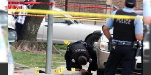 Chicagoda hafta sonu bilançosu: 3 ölü 26 yaralı : ABDnin suç oranı en yüksek metropolü Chicagoda hafta sonunda meydana gelen farklı olaylarda 3 kişi öldü 26 kişi yaralandı.Chicago Polis Departmanından yapılan açıklamaya göre dün kentin güneybatı kesimindeki Little Village bölgesinde yerel saat ile 04.00 sıralarında 20 dakika ara ile yaşana...  http://ift.tt/2dYQspy #Dünya   #Chicago #kişi #hafta #kentin #eybatı