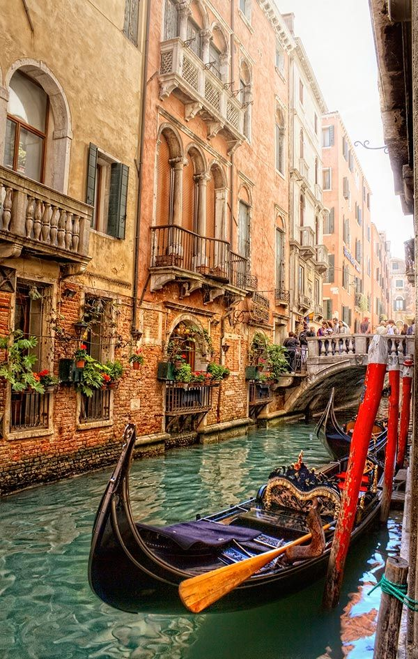 Beautiful Venice, Italy - The 100 Most Beautiful and Breathtaking Places in the World in Pictures (part 2)