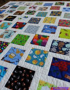 """Have you ever played the """"I Spy"""" game? Did you play it as a child? Well, I was in the dark until I came across a quilt named I Spy. The more I looked at it, I realized it was a great te…"""