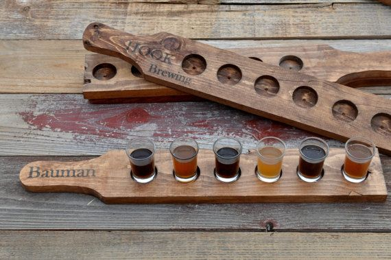 beer tasting tray, beer flight tray, beer lover gift, beer tasting holder, craft beer tasting flight, gifts for him, beer lover gift