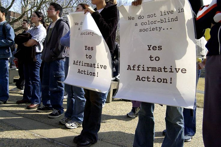 affirmative action doesnt work Coalition to defend affirmative action today supreme court must realize affirmative action doesn't improve education as the supreme court hears arguments in schuette v coalition to defend affirmative action today.