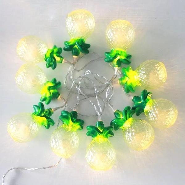 Tropical LED String Light