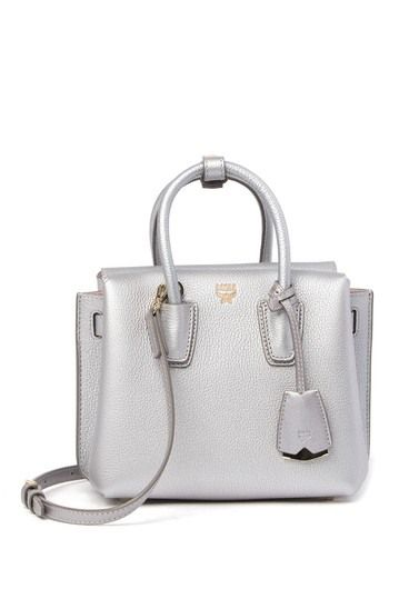 25809e4ebaf4 Fontanellas Park Ave Milla Small Leather Satchel by MCM on  nordstrom rack