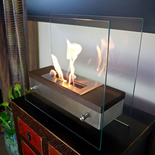 Found it at Wayfair - Foreste Ardore Bio-Ethanol Tabletop Fireplace