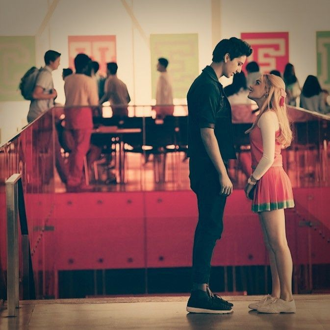 Let Them Talk If They Wanna Let Them Talk If They Re Gonna We Re Gonna Do What We Wanna So Let Them Talk Let The Zombie Disney Zombie Movies Meg Donnelly