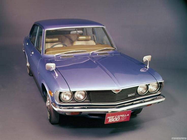 Mazda Capella 1800 AP