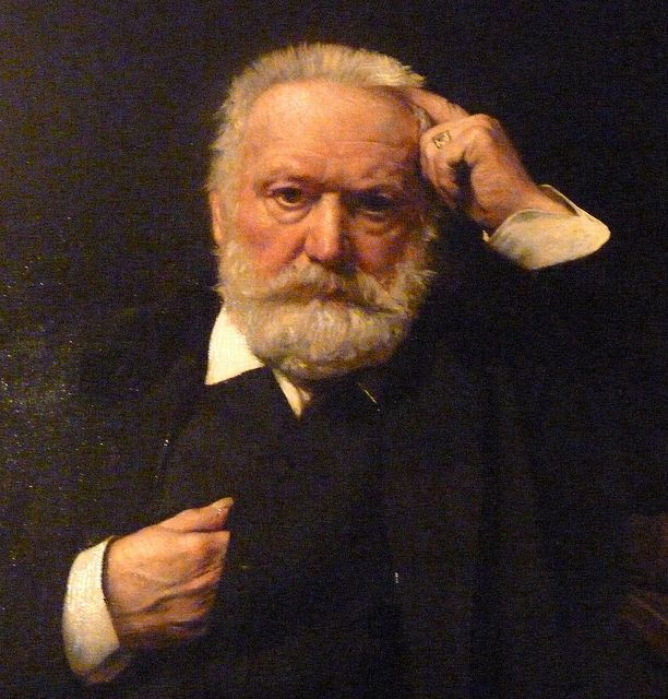 Victor Hugo, by Leon Bonnat.