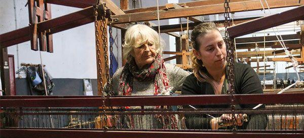 Fábrica que produz as mantas de Reguengos de Monsaraz comemora 100 anos