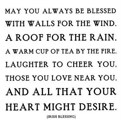 Swedish House Irish Blessing I Couldn T Have Said It Better Myself Pinterest Quotes And Words