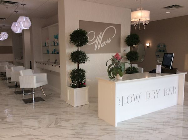 Waves Blow Dry Bar