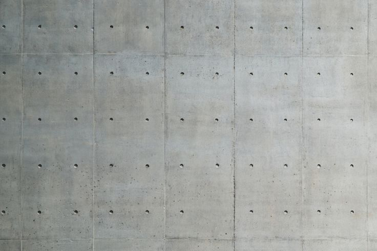 Plain Wall With Panelling And Walls : Concrete wall surfaces pinterest