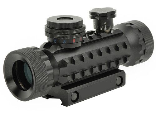 Free shipping High quality with free shipping 1x35 red dot scope red dot sight with rail for hunting
