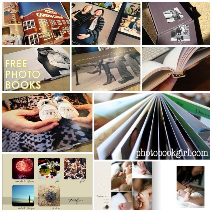 FREE photo books
