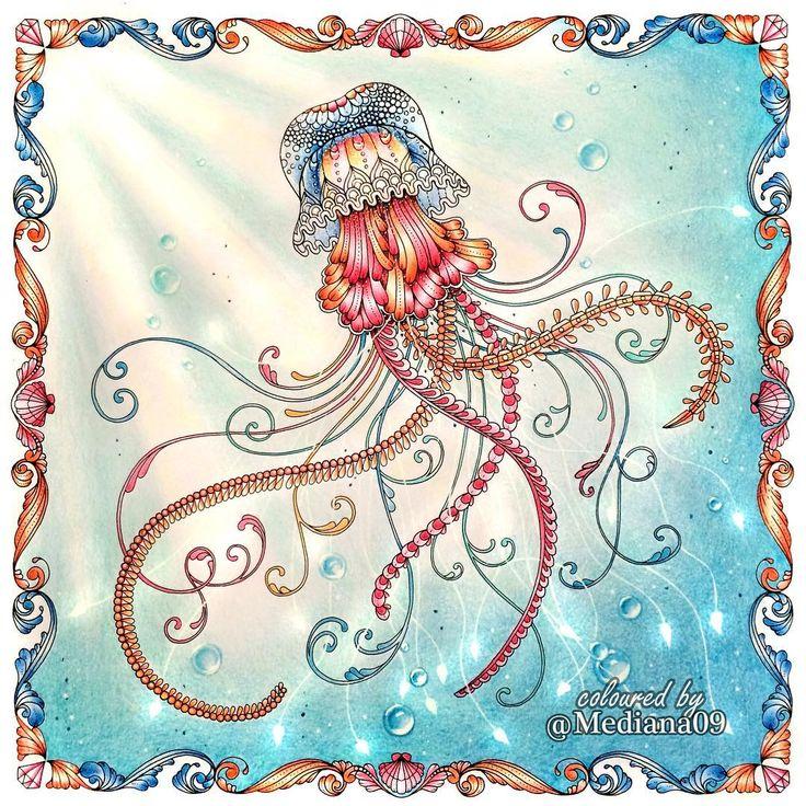 Медуза из Затерянного Океана Джоанны Бэсфорд. Если бы не марафон в одной из…