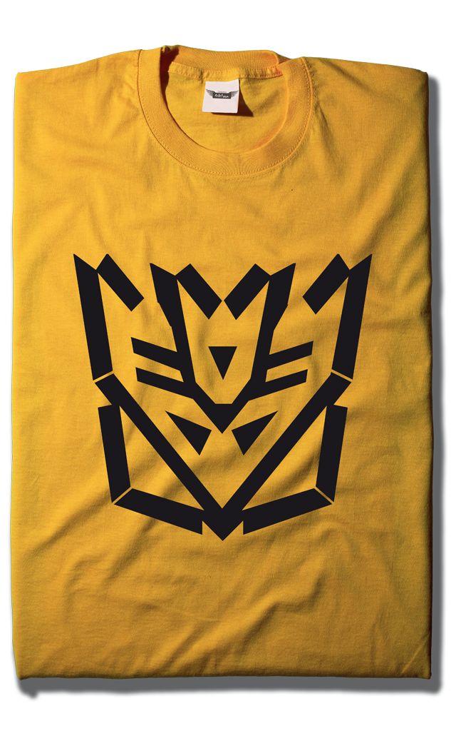 Camiseta Decepticons