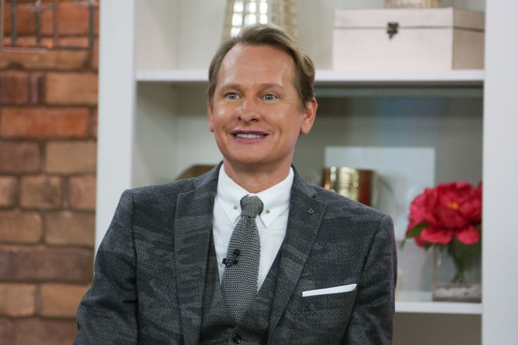 Carson Kressley Explains that Confidence is Essential to Looking Good