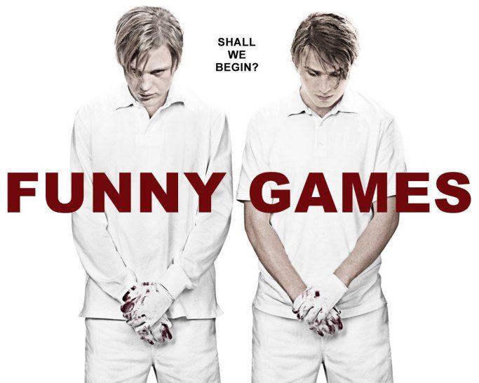 Chronique de Funny Games US de Michael Haneke avec Michael Pitt. Montrant l'horreur de la violence gratuite et du sadisme, on peut le considérer comme le petit fils d'Orange Mécanique de Kubrick.
