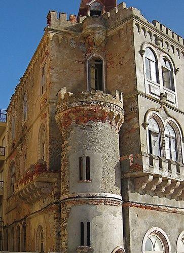 Castle Engenheiro Silva, Figueira da Foz Portugal