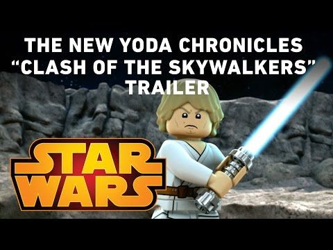 """'The New Yoda Chronicles' - """"Clash of the Skywalkers"""" Trailer   Entertainment Buddha"""