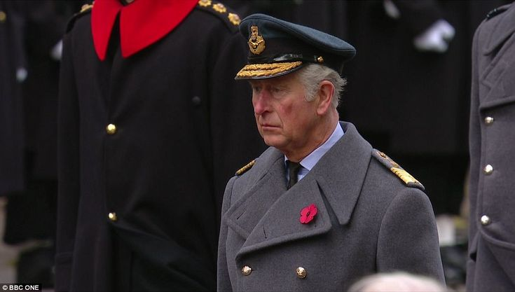 The Prince of Wales took over the role from the Queen as he has stepped up his royal duties in recent years