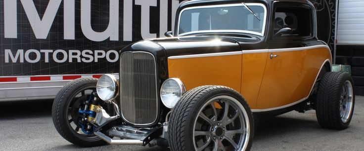 When you build chassis for Aston Martin's most expensive supercar, help  run Ford Racing's Grand-Am program, and engineer suspensions for Formula  One cars, what does your hot rod look like?