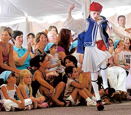 Greece cultural festival, St. Sophia's Greek Orthodox Church, 325 Waring Road, DeWitt.