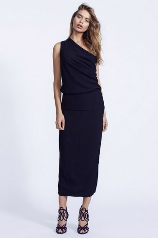 Midi - Maelle Dress - Maurie and Eve