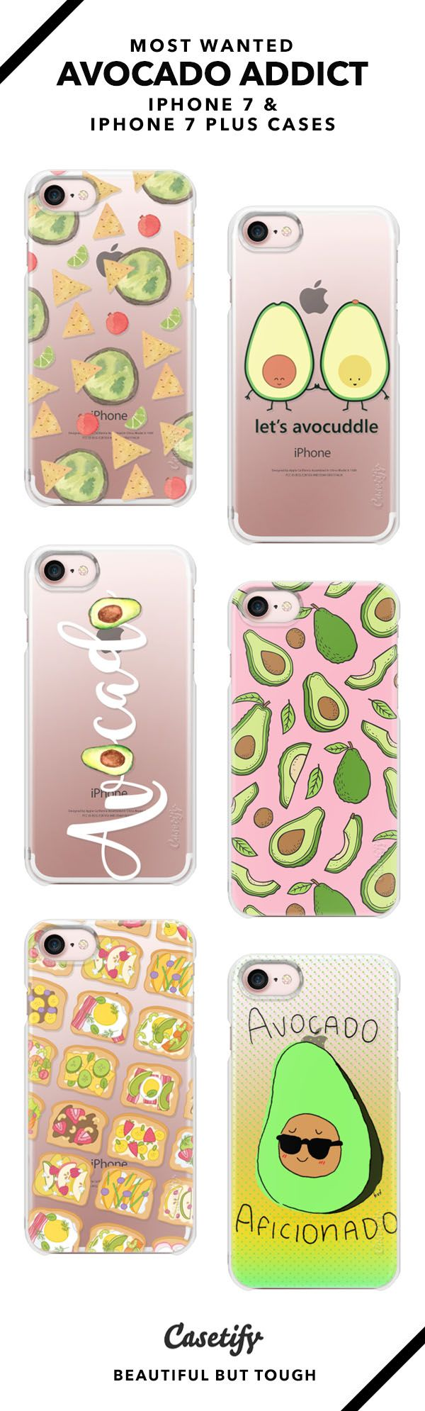 """""""We go together like Avocado and literally everything.""""   Top iPhone 7 Cases and iPhone 7 Plus Cases for Avocado Lovers. For more Avocado Cases, shop them here ☝☝☝ BEAUTIFUL BUT TOUGH ✨ - Salad, Rezept, Smoothing, Dressing, Toast, Saladm Benefits, Pasta, Egg, Brownies"""