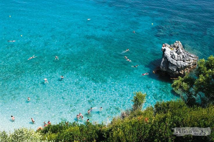 Mylopotamos, Pelion, Greece (one of my favorites)