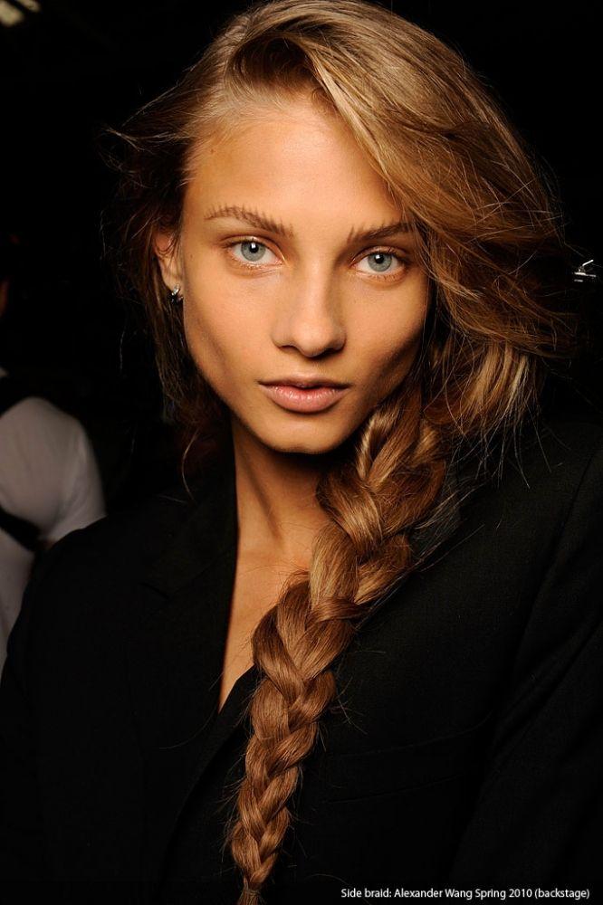 Длинные челки, когда очень хочется — Beauty-maniac: блог о красоте