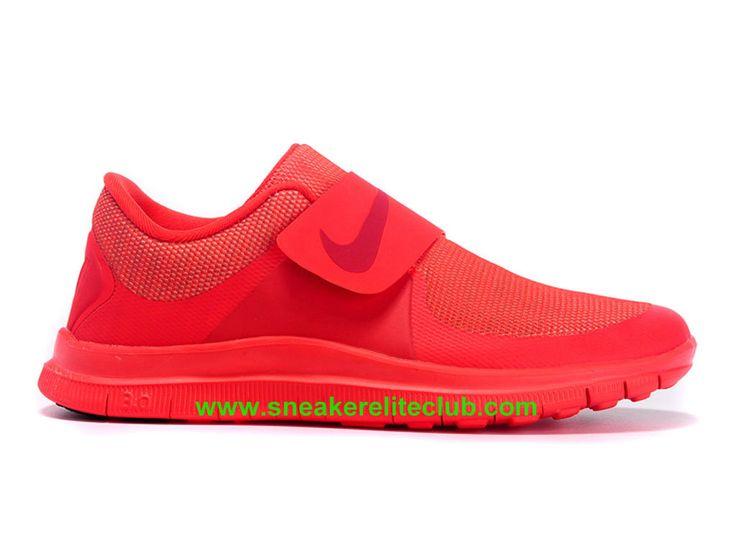 Nike Free Socfly Chaussure De Course Pas Cher Pour Homme Rouge 724851-A011-1603192052 - Chaussure Nike BasketBall Magasin Pas Cher En Ligne!