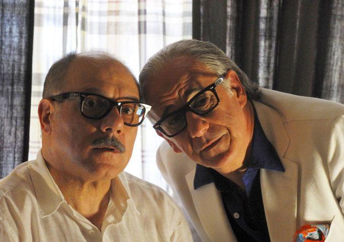 La Grande Bellezza, Toni Servillo e Carlo Verdone  http://bit.ly/1kTYWtX