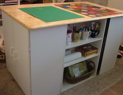 Core Craft Drop Leaf Table
