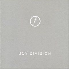 Joy Division 'Still' by Peter Saville for Factory Records