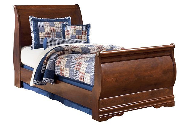 The 25 Best Twin Sleigh Bed Ideas On Pinterest Rustic Sleigh Beds Headboard Benches And