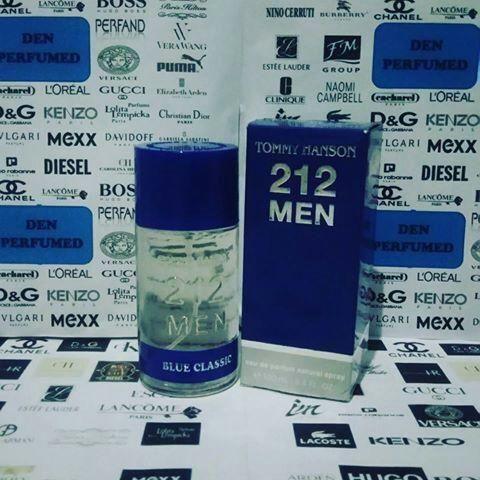 Beli Tommy Hanson 212 Men Blue Classic OL - dari Pii P. Two. B. p2b - Jakarta Pusat hanya di Bukalapak