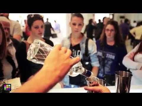 Granikal @ ATHENS BARSHOW 2014! - YouTube