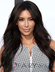 Wig Online Long Wavy Sepia African American Lace Wigs for Women : fairywigs.com