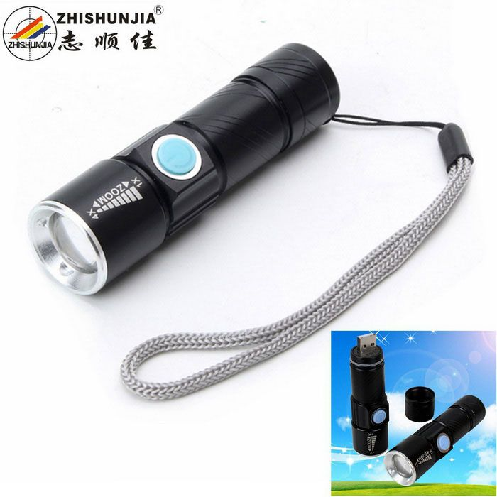 ZHISHUNJIA U2-USB USB Q5 XP-E 240lm White LED Telescopic focusing Flashlight - Black. Find the cool gadgets at a incredibly low price with worldwide free shipping here. ZHISHUNJIA U2-USB USB Q5 XP-E 240lm White LED Telescopic focusing Flashlight - Black, Other Batteries Flashlights, . Tags: #Lights #Lighting #Flashlights #LED #Flashlights #Other #Batteries #Flashlights